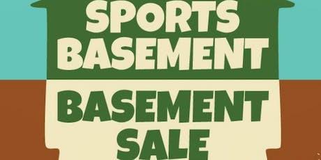 SB Berkeley Basement Basement Sale! tickets