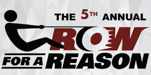 The 5th Annual Row For A Reason