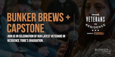 Austin  Capstone WeWork Veterans in Residence Powered by Bunker Labs