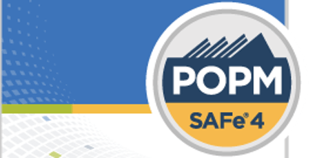 Scaled Agile Product Owner/Manager ( SAFe  4.6  POPM ) Training in Toronto tickets