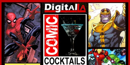 Digital LA - Comic Cocktails (2019)