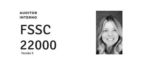 AUDITOR INTERNO FSSC 22000 V5 – RECIFE