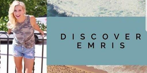 Discover EMRIS with Stephanie Johnson
