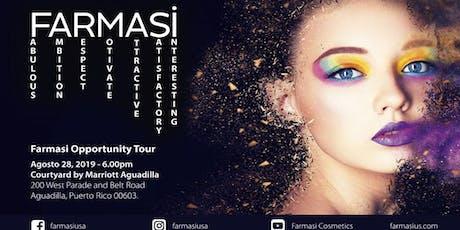 FARMASI OPPORTUNATY TOUR entradas