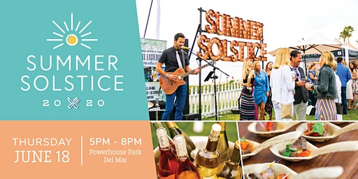 Del Mar Summer Solstice 2020
