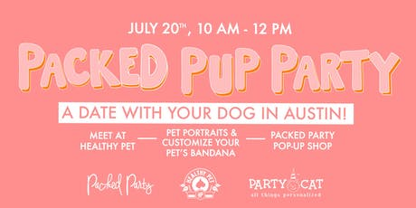 Packed Pup Party tickets