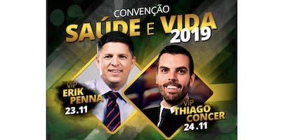 Convenção Saúde e Vida 2019
