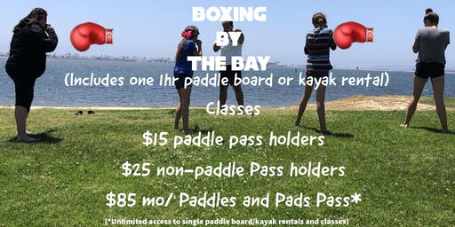 Boxing by the Bay