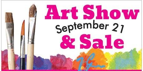 Artist's Studio Art Show & Sale tickets