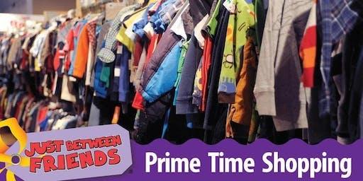 First Shoppers Primetime Presale Shopping • JBF Mt. Vernon Fall 2019