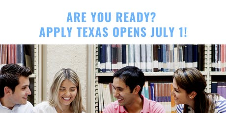 APPLY TEXAS ESSAY BOOTCAMP tickets