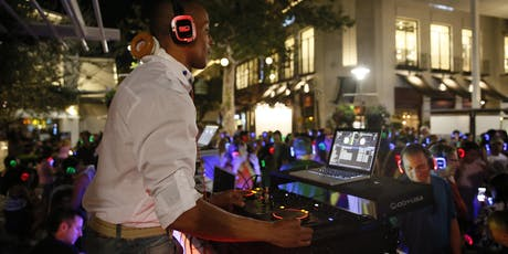 Trap Night Silent Headphone Dance Party @ Lucky Strike DC tickets