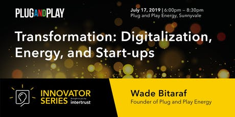Transformation | Digitalization, Energy, and Start-ups tickets