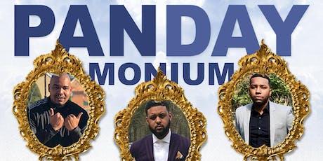 PanDAYmonium  tickets