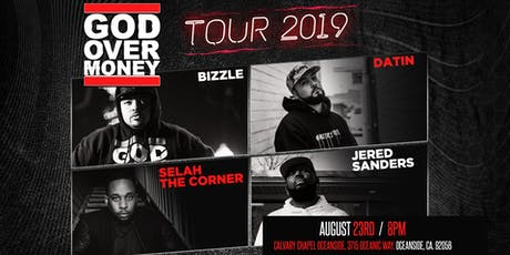 God Over Money Tour tickets