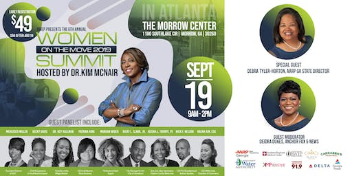 6th Annual Women on the MOVE Summit 2019