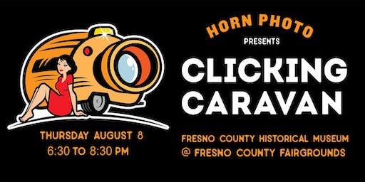 Clicking Caravan @ Fresno County Historical Museum