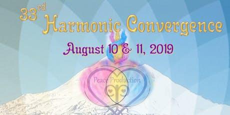 33rd Harmonic Convergence tickets