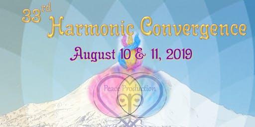 33rd Harmonic Convergence