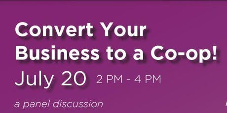 Convert Your Business to a Co-op! tickets