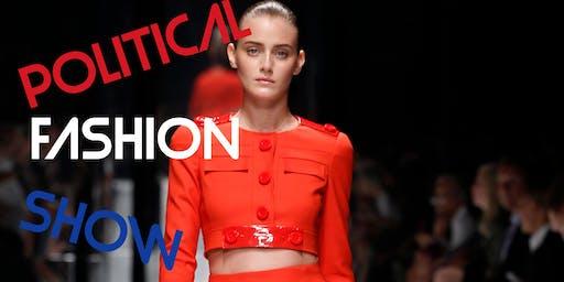 Elfreda Political Fashion Show