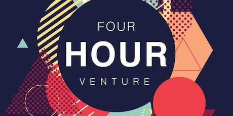 4 Hour Venture – Das Rapid Prototyping Event in der Region Braunschweig Tickets