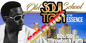 Soul Train at The Essence OLD SCHOOL Throwback Party!...