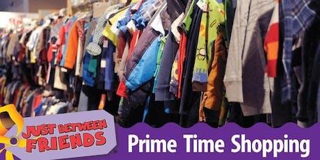 Primetime Presale Shopping • JBF Mt. Vernon Fall 2019 tickets