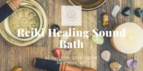 Fly & Flourishing Reiki Healing Sound Bath tickets