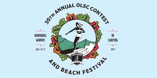 35th Annual OLSC Surf Contest and Beach Festival - Dinner Ticket