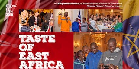 Kenya Marathon Dinner 2019 Edition tickets