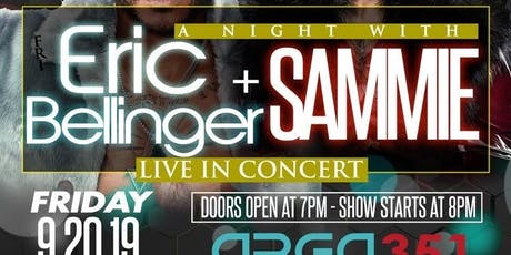 A Night With Eric Bellinger & Sammie Live In Concert tickets