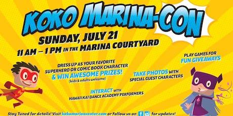 Koko Marina-Con tickets