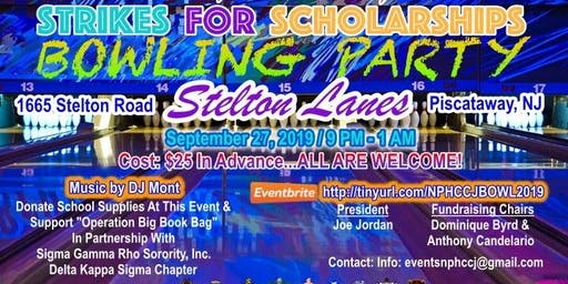 Strikes For Scholarships
