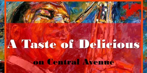 A Taste of Delicious on Central Avenue
