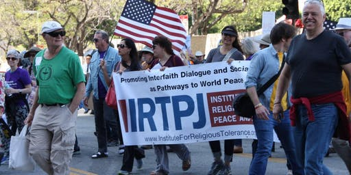 Interfaith March Los Angeles Sept. 22, 2019
