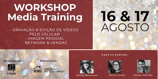 Workshop de Comunicação para Corretores de Imóveis