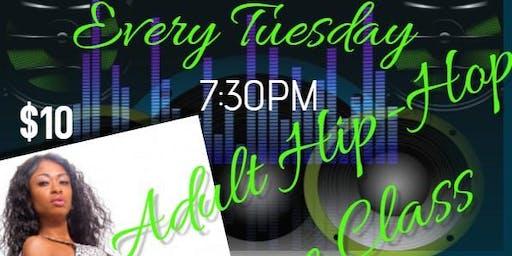 Adult Hip-Hop Dance Class