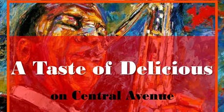 A Taste of Delicious on Central Avenue tickets
