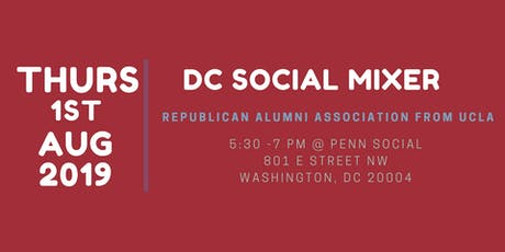 DC Social Mixer tickets