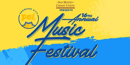 16th Annual Redwood City PAL Music Festival