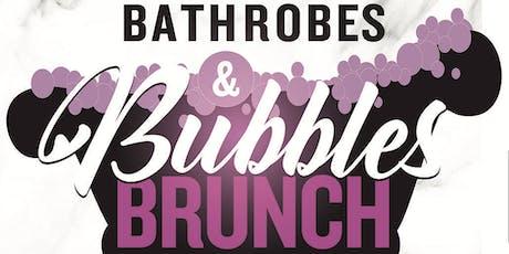 Bathrobes & Bubbles Brunch #atthemoxy tickets