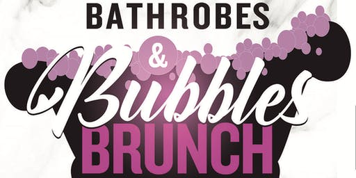 Bathrobes & Bubbles Brunch #atthemoxy
