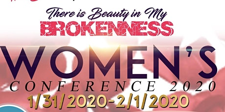 There is Beauty In My Brokenness Women's Conference 2020 tickets