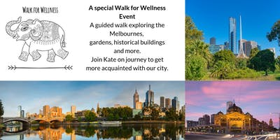 Walk for Wellness - City Explore and Lunch