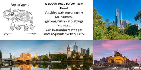 Walk for Wellness - City Explore and Lunch tickets
