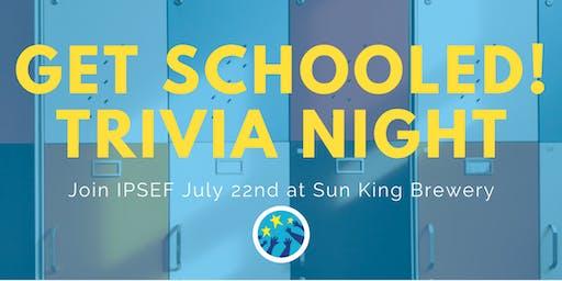 Get Schooled! Trivia Night