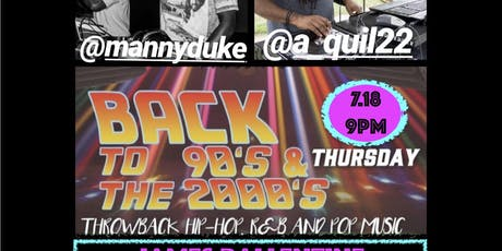 Back To The 90's & 2000's Dance Party tickets