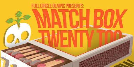 Match Box Twenty Too at Full Circle Olympic tickets