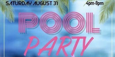 The Biggest Labor Day Pool Party! #LGBTQ Edition